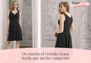 Os enseño el Vestido Grace Karin que me he comprado